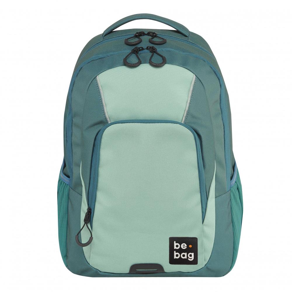 10dcc1fa637d Herlitz Be.bag iskolai hátizsák, Be.simple - Dark green - Iskola Webshop