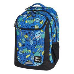 Herlitz Be.bag iskolai hátizsák, Be.active -  Monster party