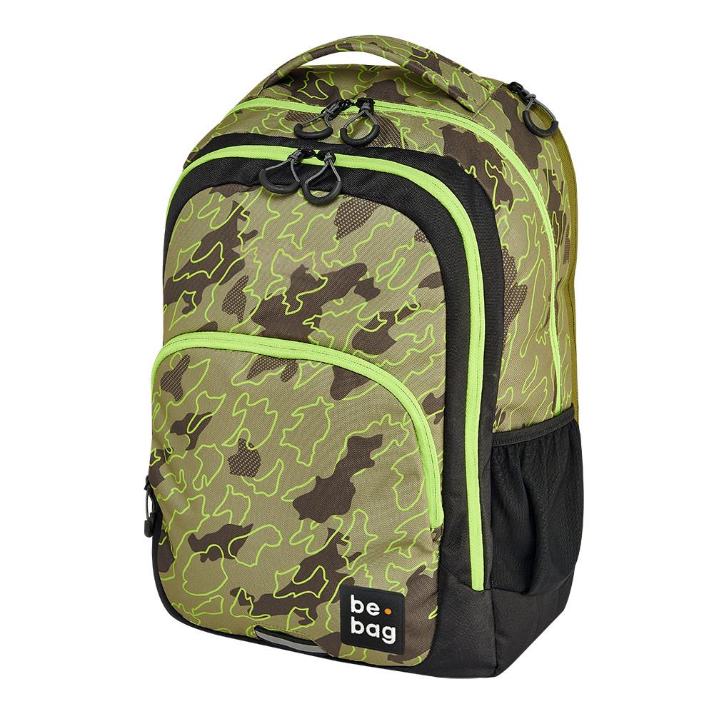df19c23ff45c Herlitz Be.bag iskolai hátizsák, Be.ready - Abstract camouflage (30 ...