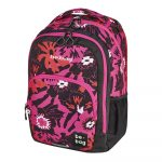 Herlitz Be.bag iskolai hátizsák, Be.ready -  Pink summer (30 l)