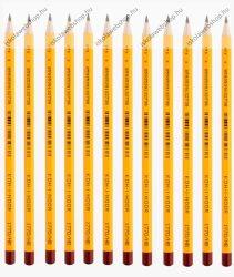 HB grafitceruza, 1770 KOH-I-NOOR  (12 db)