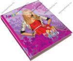 Hannah Gyűrűs könyv, A4