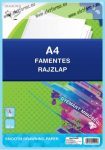 Rajzlaptömb A4, Famentes (50 ív)