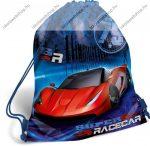 Mintás sportzsák/tornazsák, Super Racecar