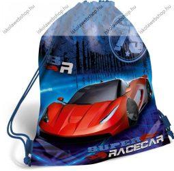 Sportzsák/tornazsák, Super Racecar/Autós