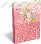 Pink Girl/Pásztohy Panka Girl füzetbox, A/4