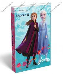 Lizzy Card Frozen 2 Believe füzetbox, A/5