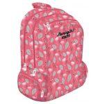 Lizzy Card Active+ hátizsák, Flamingo