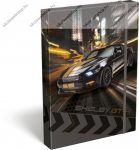 Lizzy Card Ford Shelby GT-H füzetbox, A/4