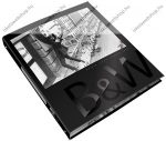 Black and White 2 Gyűrűs könyv, A4