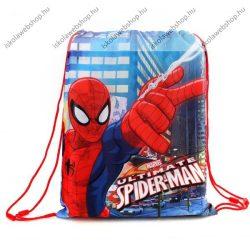 Mintás sportzsák/tornazsák, Spider-Man/Pókember