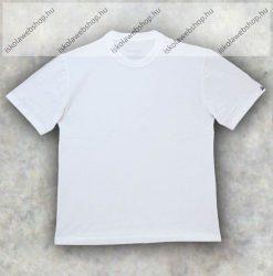Tornapóló, rövid ujjú fehér póló, 146/140-146