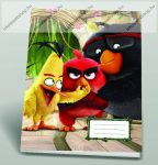 Angry Birds Movie A4 sima füzet A4/(80-32)