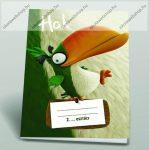 Angry Birds 2. osztályos vonalas füzet, A/5 (16-32)