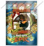 Angry Birds Kalóz 1. osztályos vonalas füzet (A5/14-32)