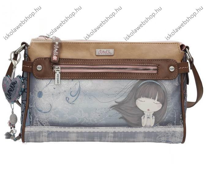 64e050558f2b Anekke Moon kollekció, női táska egy füllel, 26x7x18 cm (23743-3 ...