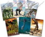 Dinoszaurusz kockás füzet, A/4 (1 db)