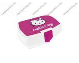 Hello Kitty uzsonnás doboz (17,5 x 12 x 6,5 cm)