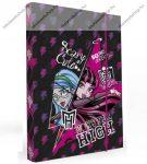 Monster High füzetbox, A/4, Scary Cute