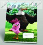 Angry Birds hangjegyfüzet, A4/36-32