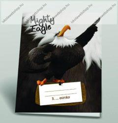 Angry Birds Movie 3. osztályos vonalas füzet, A5/12-32