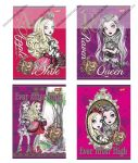Ever after High kockás füzet, A5 (1 db)