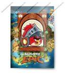 Angry Birds Kalóz 3. osztályos vonalas füzet, A5/12-32