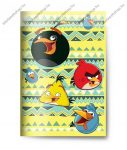 Angry Birds Sárga A4 kockás füzet, A4/87-32