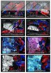 Rajzblokk, Spider-Man/Pókember, A/4, 20 iv/tömb (vegyes minta)