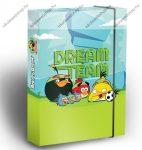 Angry Birds Dream Team/Focis füzetbox, A/5