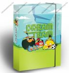 Angry Birds Dream Team/Focis füzetbox, A/5