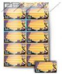 Angry Birds Stella Füzetcímke, 160x230mm 10 címke/ív
