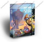 Angry Birds Stella füzetbox, A/5