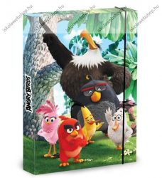 Angry Birds Movie füzetbox, A/4