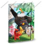 Angry Birds Movie gumis mappa,  A/4