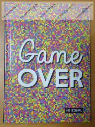 Keményfedeles notesz, Game Over (A5)