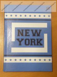 Keményfedeles notesz, New York (A5)
