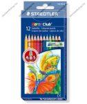 STAEDTLER színesceruza készlet, 12 szín