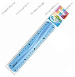 20 cm KEYROAD flexibilis vonalzó