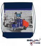 Belmil hálós és zsebes tornazsák, Truckers/Kamion - Belmil