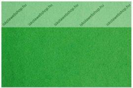 Cre Art kemény filclap A/4, zöld