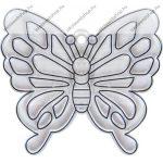 Fényvarázsforma, kicsi pillangó