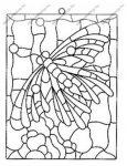 Fényvarázsforma, Óriás Pillangós, 13x17 cm