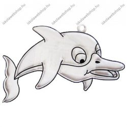 Fényvarázsforma, kicsi delfin
