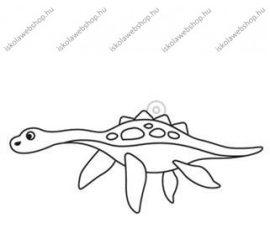 Fényvarázsforma, kicsi dinó-Plesiosaurus