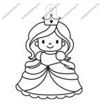 Fényvarázsforma, kicsi hercegnő