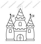 Fényvarázsforma, kicsi kastély