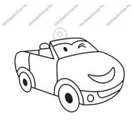 Fényvarázsforma, kicsi Autós-sportAutós