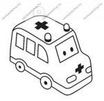 Fényvarázsforma, kicsi autó-mentő
