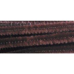 Zsenília, barna, 6 mm x 300 mm (1 db)